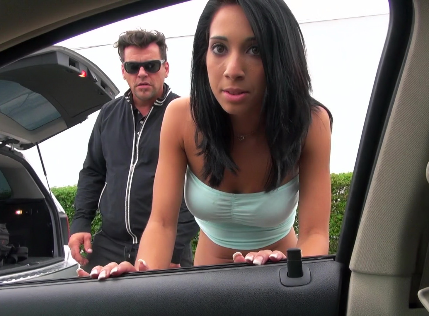 [MofosBSides.com] Mia Hurley - Road Head Revenge Fuck (2013) [HD 1080p]