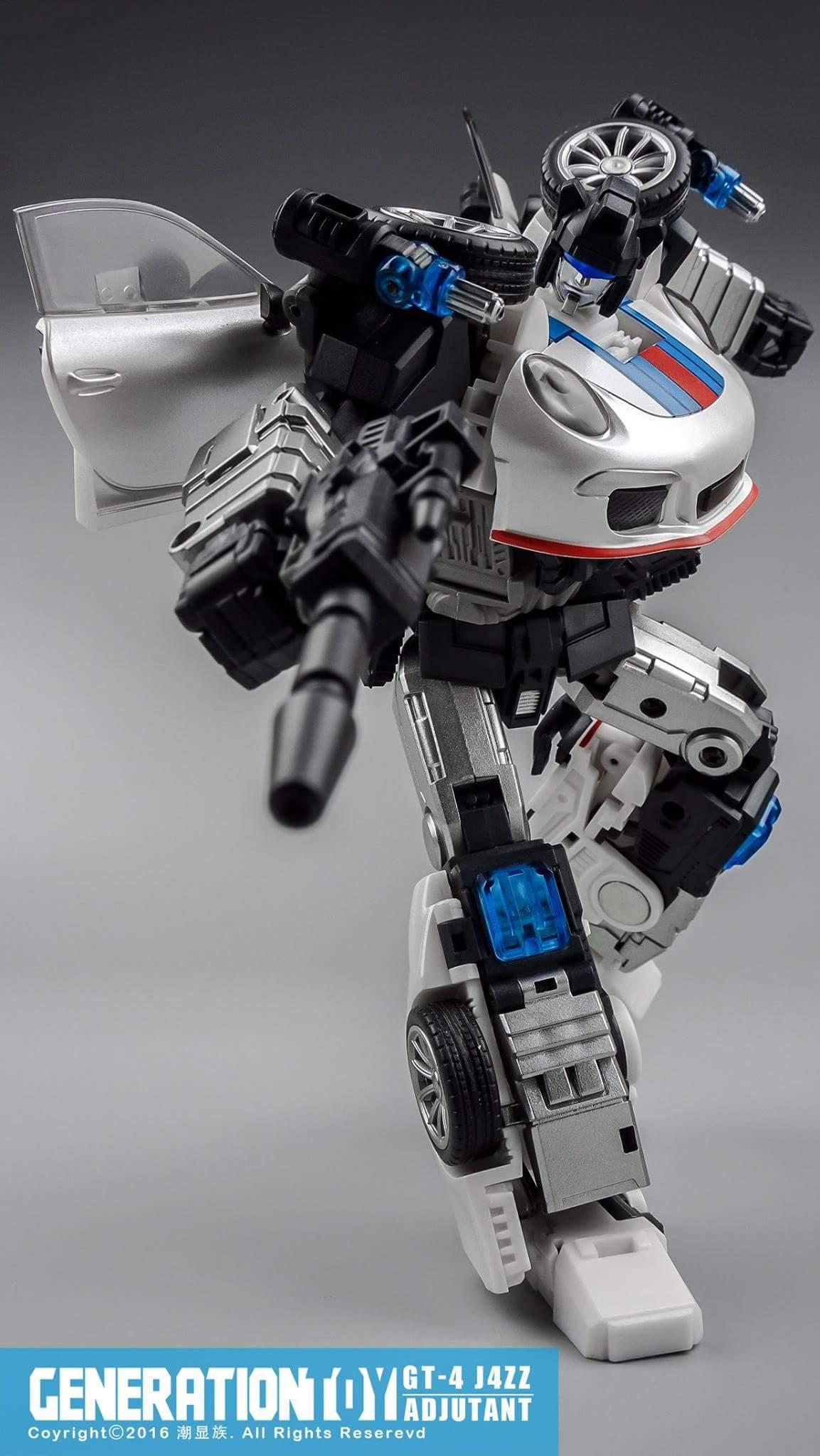 [Generation Toy] Produit Tiers - Jouets TF de la Gamme GT - des BD TF d'IDW HVmwDcE2