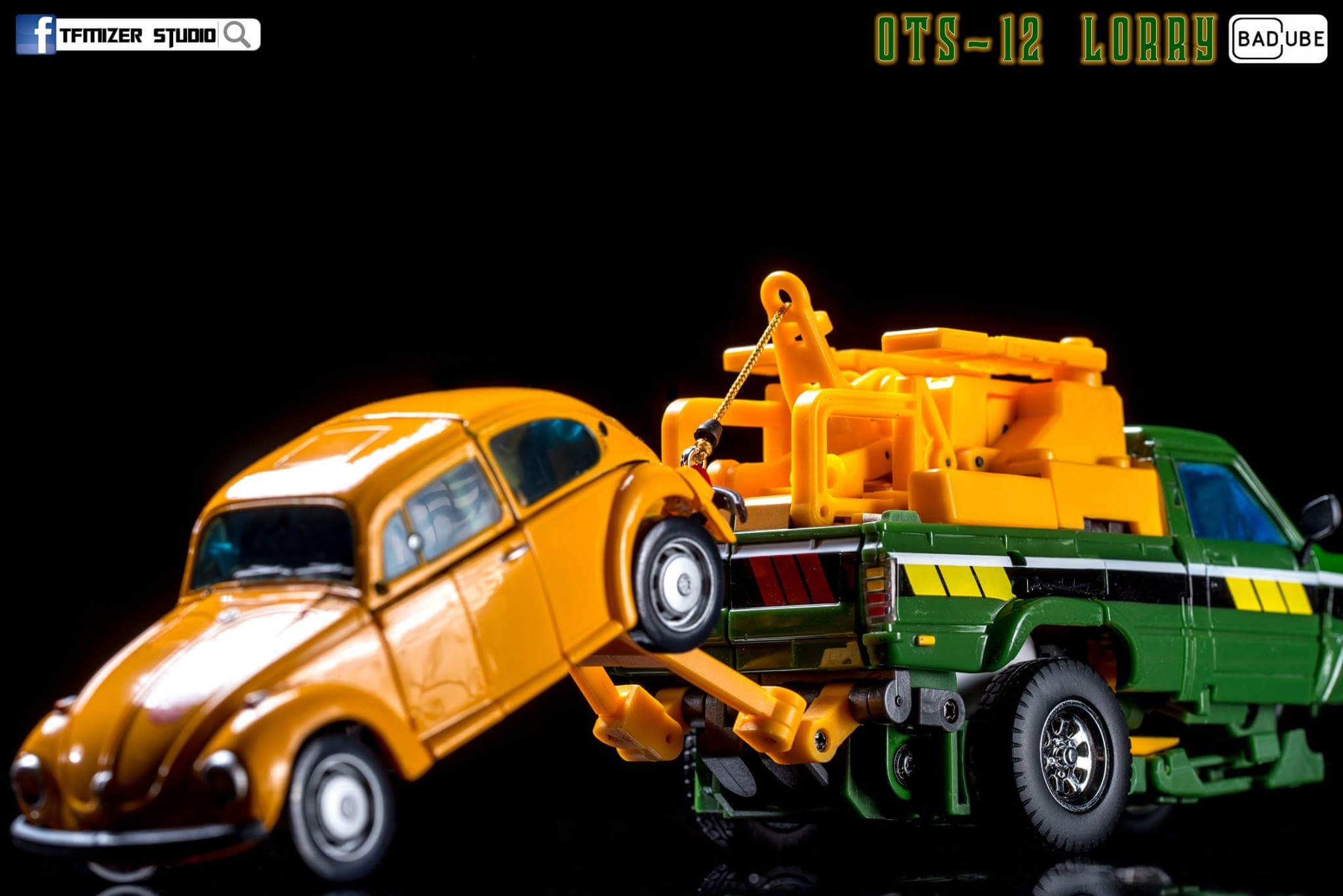 [BadCube] Produit Tiers - Jouet OTS-12 Lorry - aka Hoist/Treuil GUNTYld5