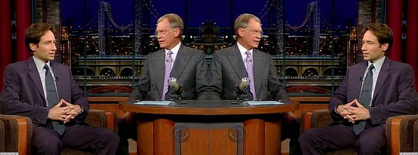 2003 David Letterman Q7639aMx