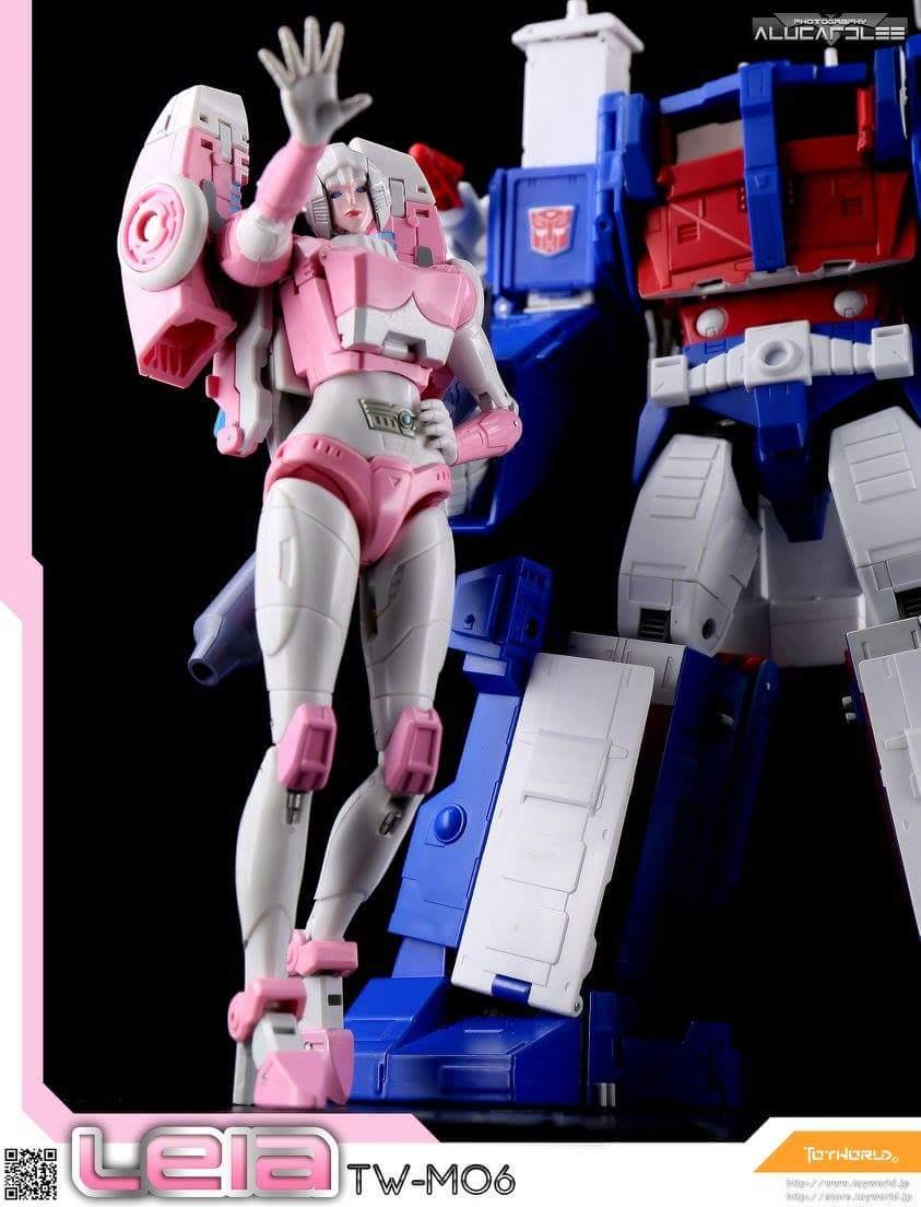 [Toyworld][Zeta Toys] Produit Tiers - Jouet TW-M06 Leia / Zeta-EX05 ArC aka Arcee/Arcie CSzsTmQ9