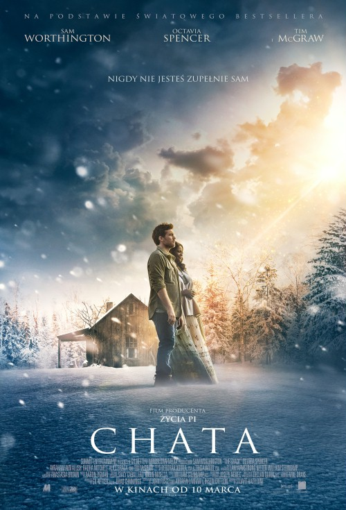 Chata / The Shack (2017)  PL.LQ.BRRip.Xvid-MORS / Lektor PL