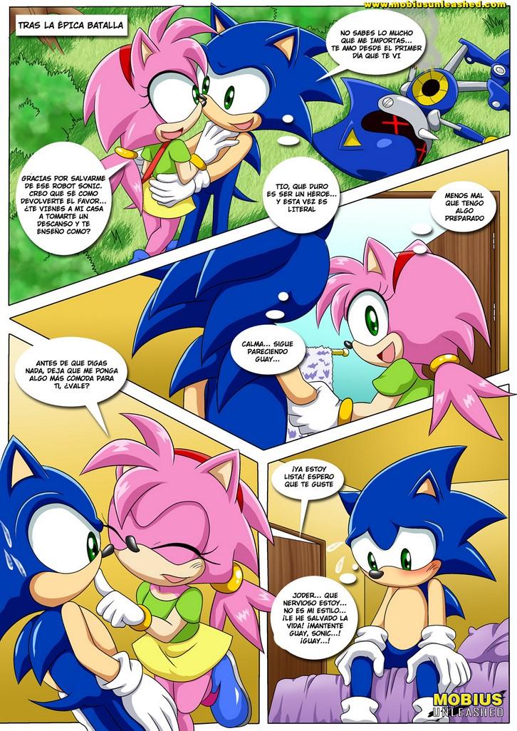 Sonic Xxx Comic