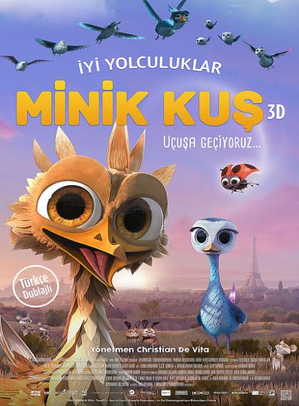 Minik Kuş - Yellowbird | 2014 | BRRip XviD | Türkçe Dublaj - Tek Link