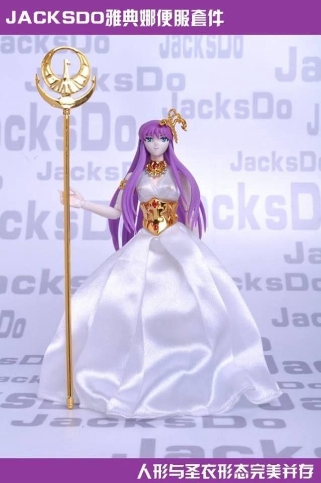 [Jacksdo] Saori Plain - Athena God