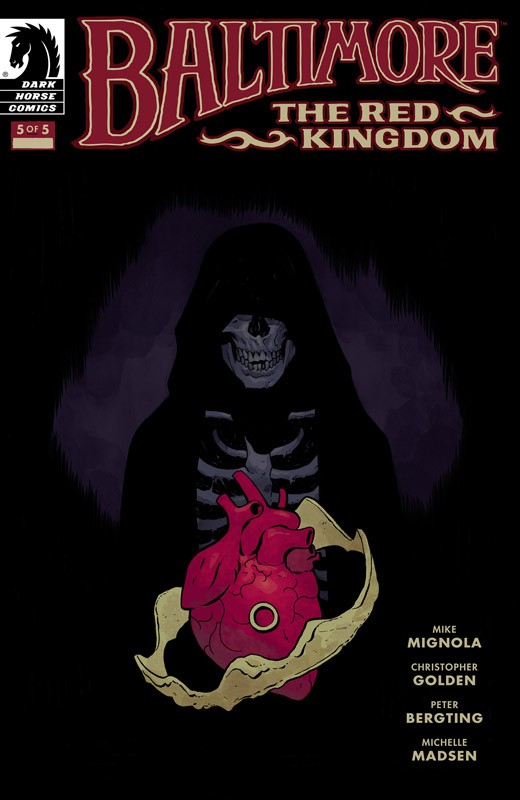 Baltimore - The Red Kingdom #1-5 (2017) Complete