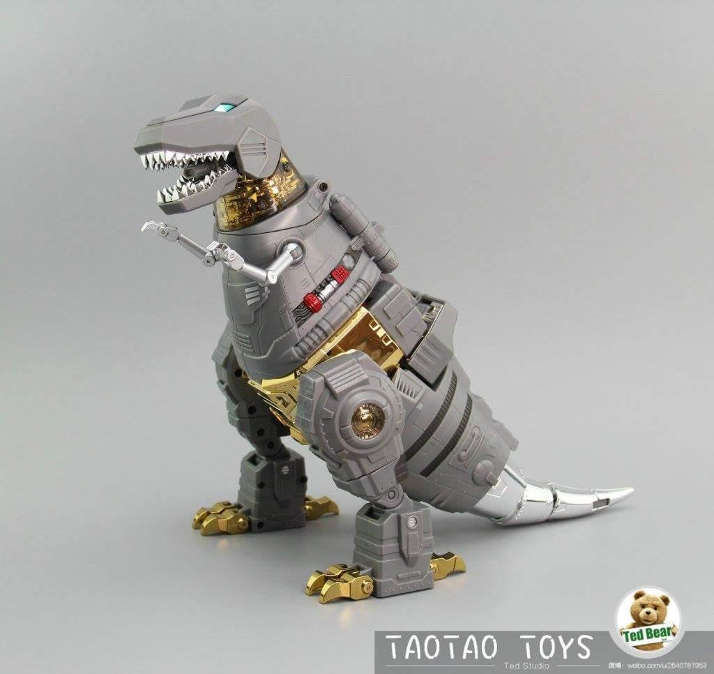 [Fanstoys] Produit Tiers - Dinobots - FT-04 Scoria, FT-05 Soar, FT-06 Sever, FT-07 Stomp, FT-08 Grinder - Page 10 Kmg8LsWu