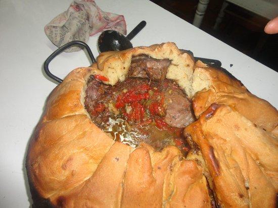 Te enseño a hacer carne a la masa. Pásate: