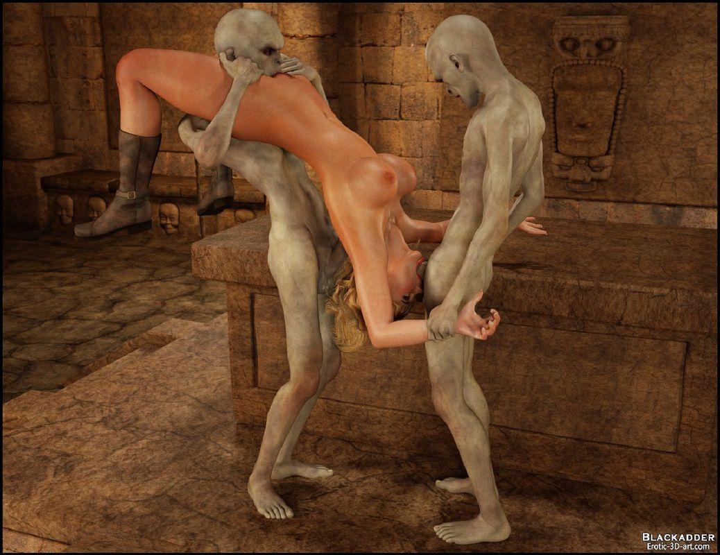 3d porn undead xxx image