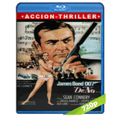 007 El Satanico Dr. No (1962) BRRip 720p Audio Trial Latino-Castellano-Ingles 5.1