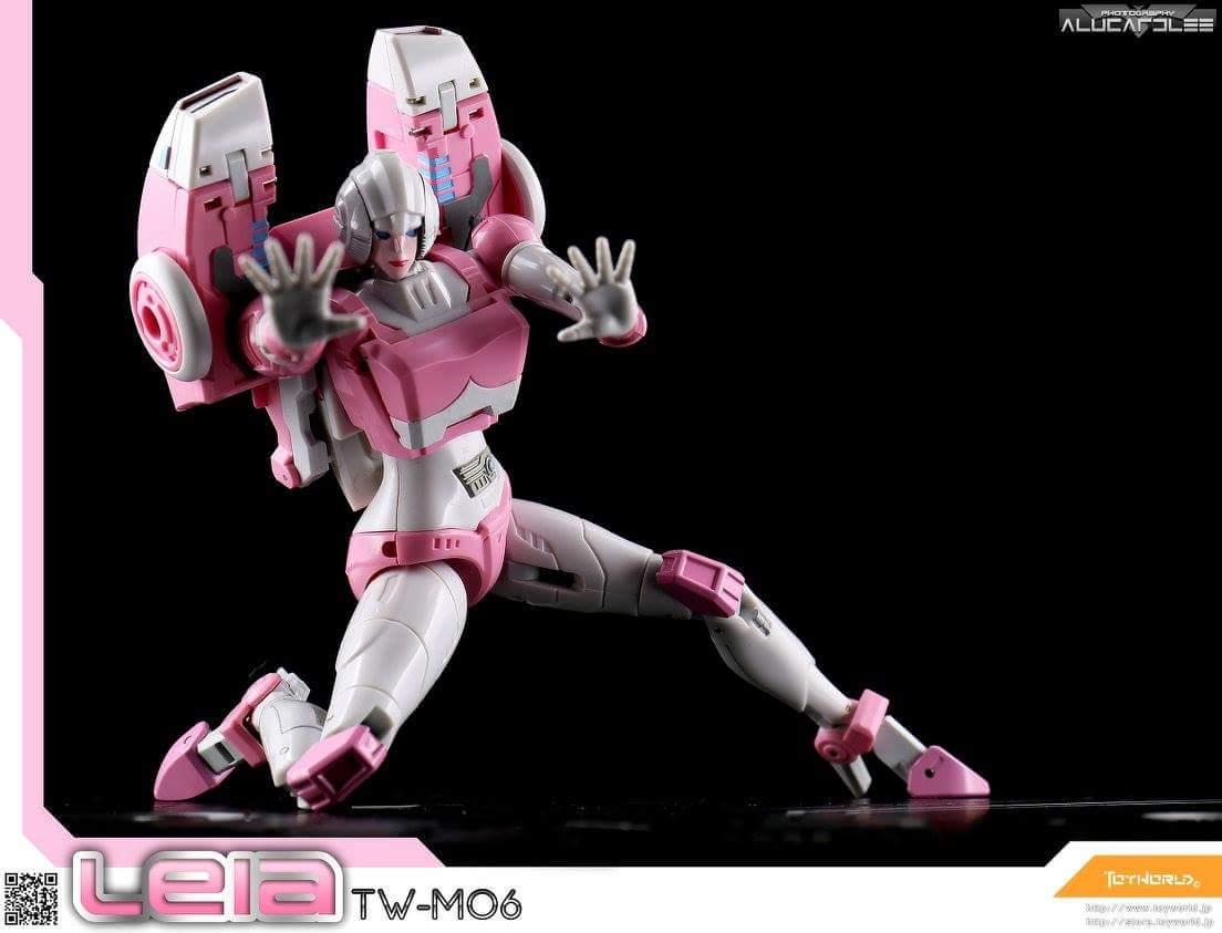 [Toyworld][Zeta Toys] Produit Tiers - Jouet TW-M06 Leia / Zeta-EX05 ArC aka Arcee/Arcie E8MdS5sM