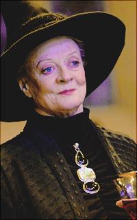 Professeur M. McGonagall