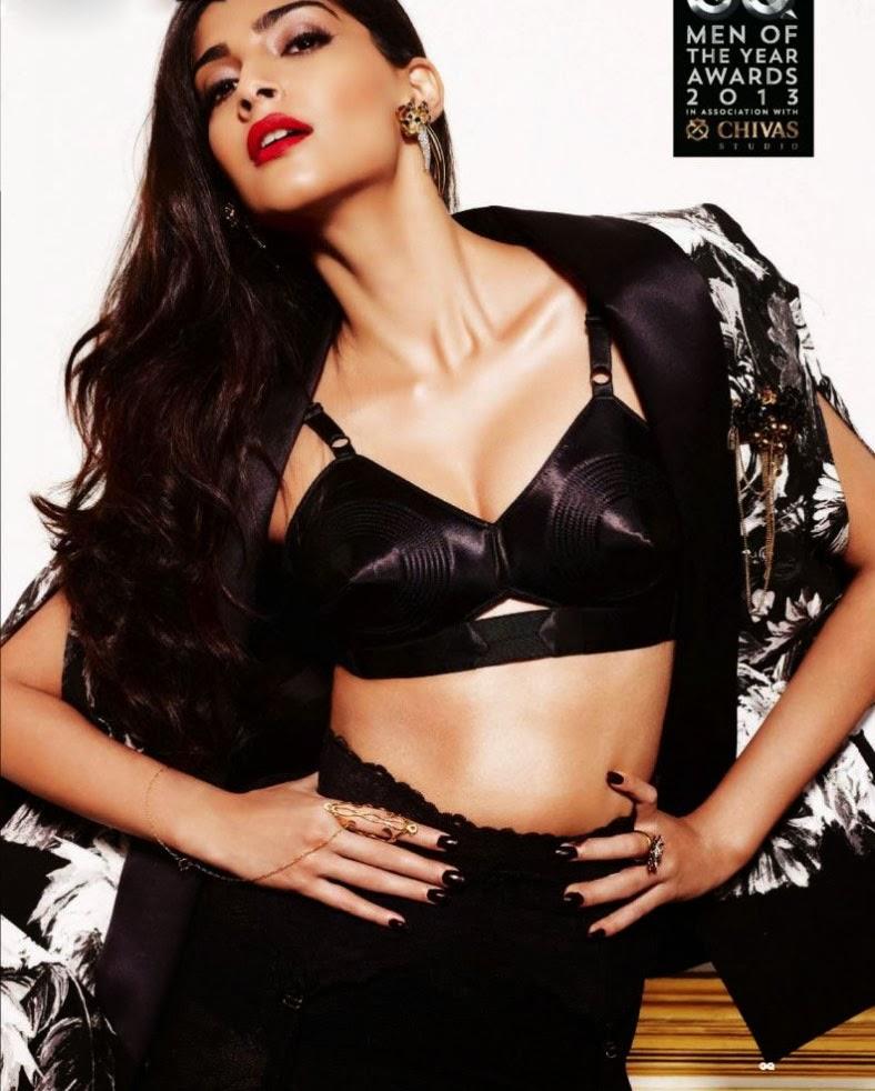 Sonam Kapoor GQ Men of the Year 2013 Magazine Stills AcjqUoNJ