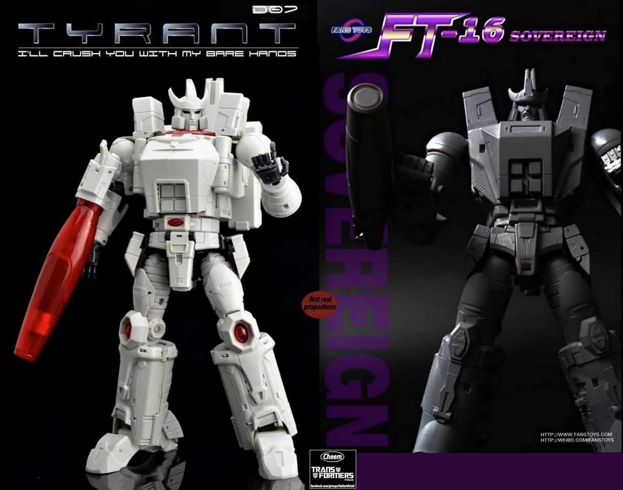 [Fanstoys] Produit Tiers - Jouet FT-16 Sovereign - aka Galvatron YbN984NQ