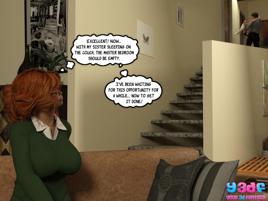 комикс саботаж 1 часть
