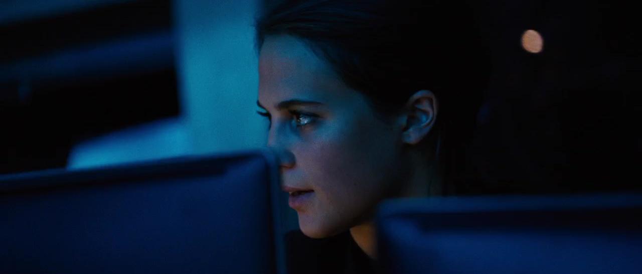 Jason Bourne HD720p Lat-Cast-Ing 5.1 (2016)