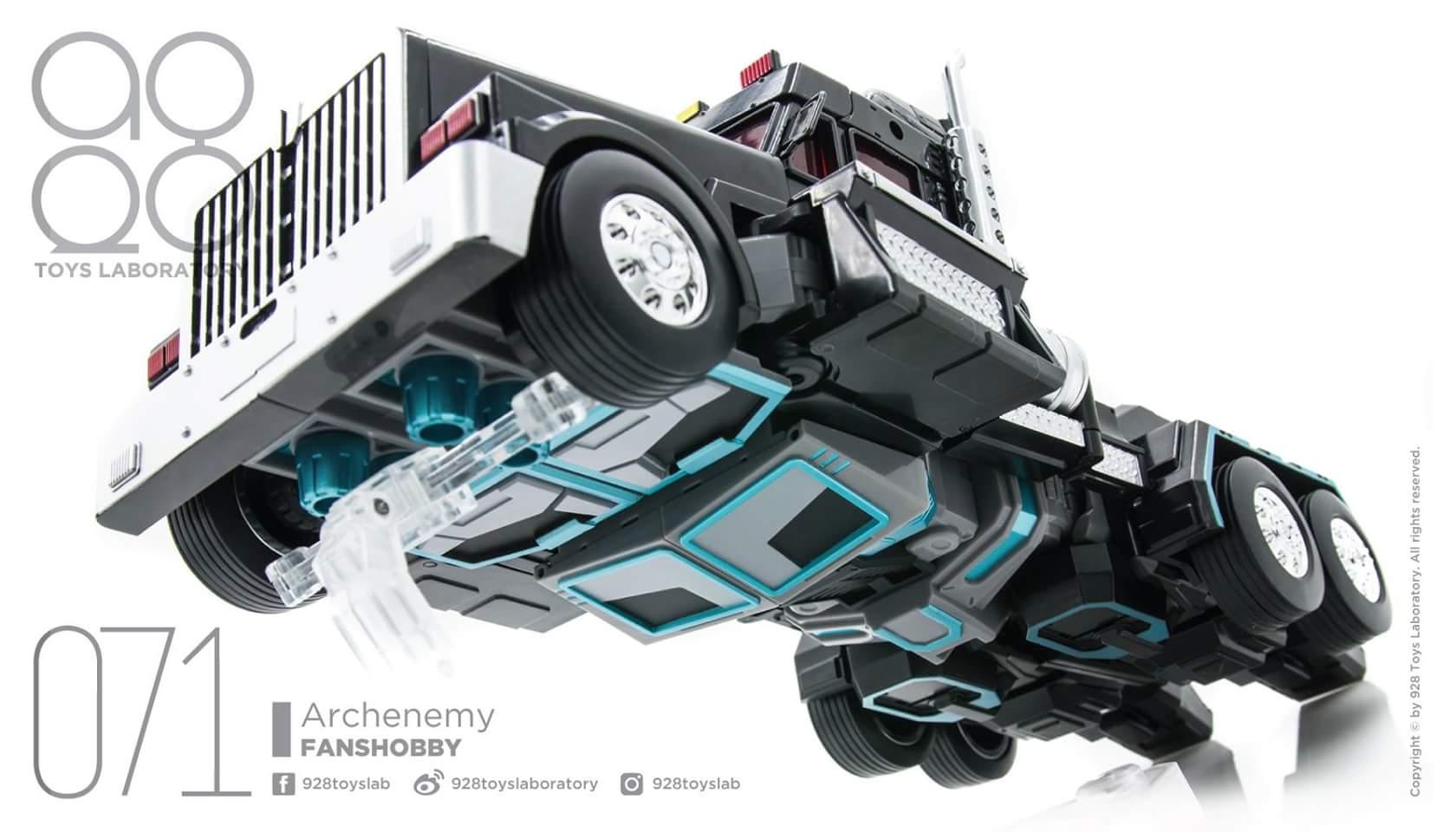 [FansHobby] Produit Tiers - Master Builder MB-01 Archenemy (aka Scourge RID 2000),  MB-04 Gunfighter II (aka Laser Optimus G2) et MB-09 Trailer (remorque) GSHgXWP9