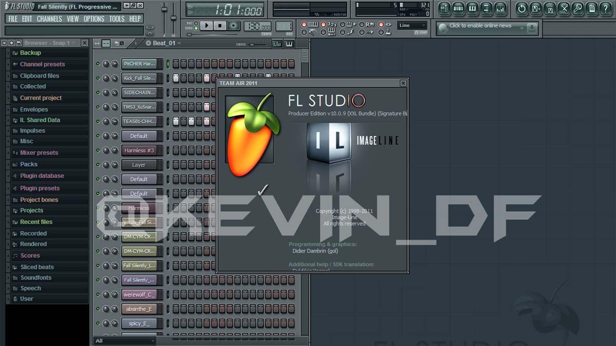 Подробнее о FL Studio 10.0.9c Final Producer Edition (Rus).