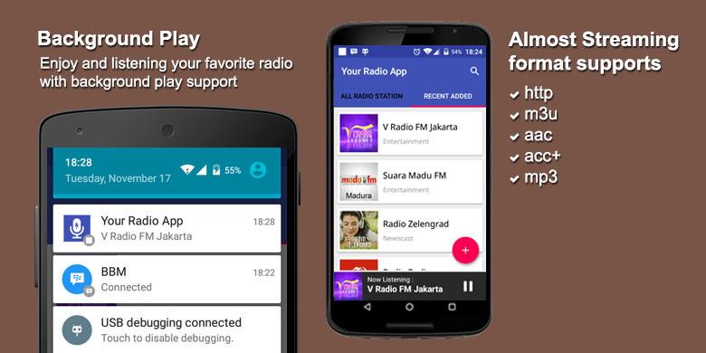 Your Radio App - 6