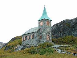 Kong Oskar II kapell