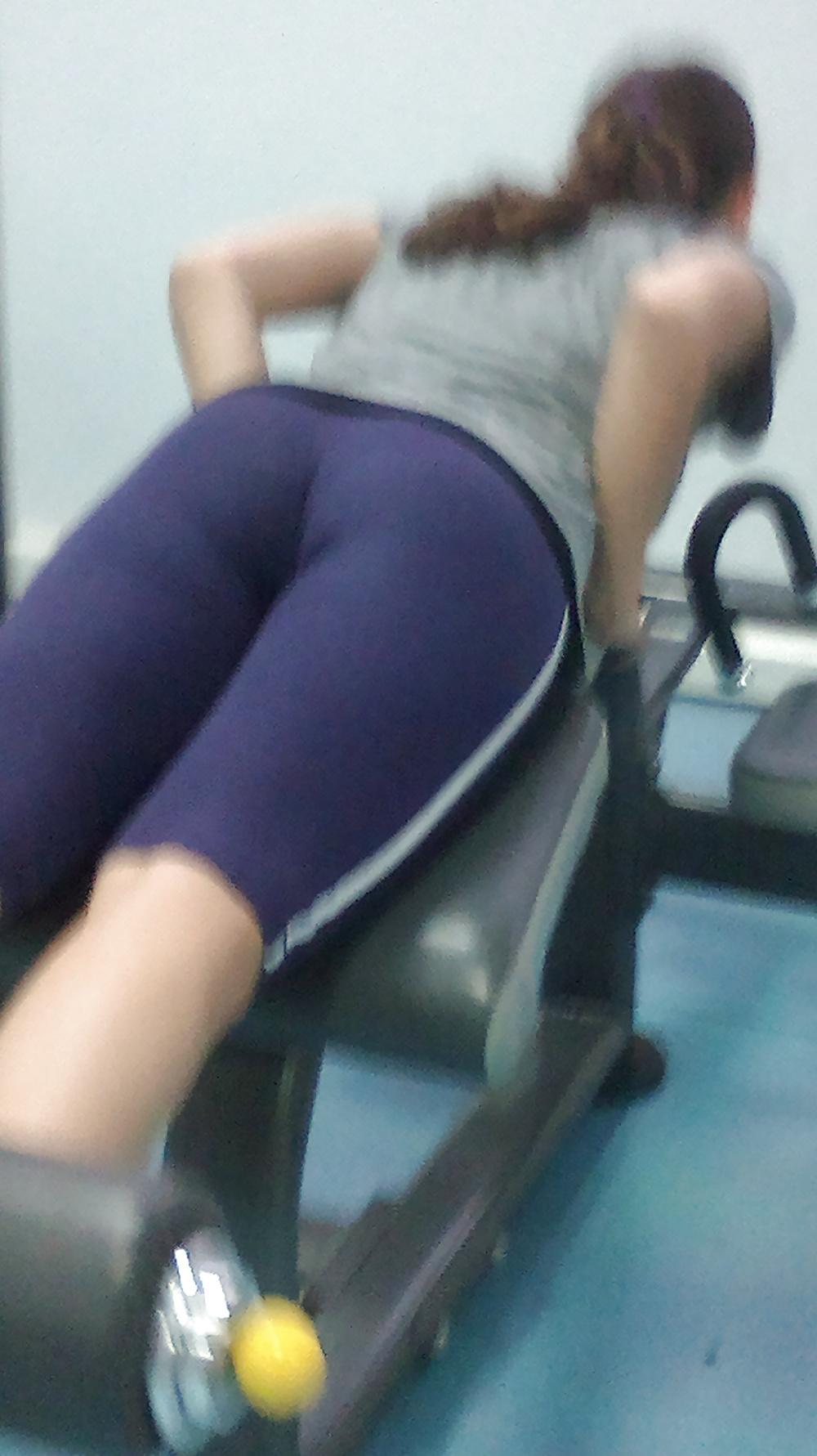 De aventuras en el gym
