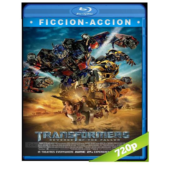 descargar Transformers 2 La Venganza De Los Caidos HD720p Lat-Cast-Ing 5.1 (2009) gratis
