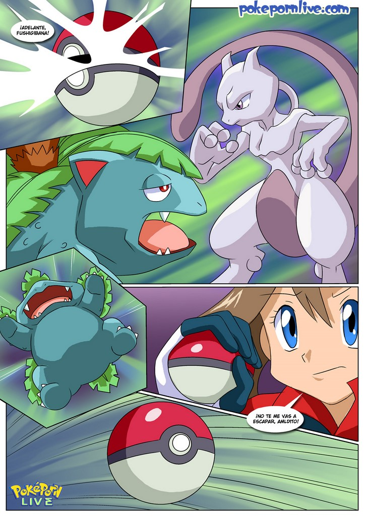Pokemon: Casi una captura