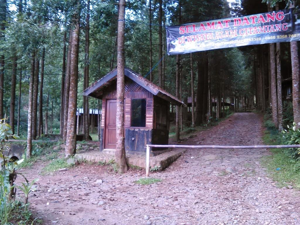 Wisata Bogor: Wisata Alam di Citamiang Puncak Bogor