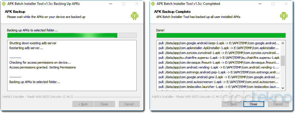 Cara Mudah Backup APK via PC atau Android_APK-Batch-backup_proses