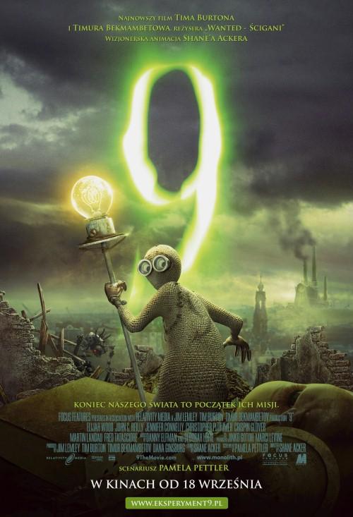 9 (2009) PL.PAL.DVD5-BTGIGS | Lektor PL