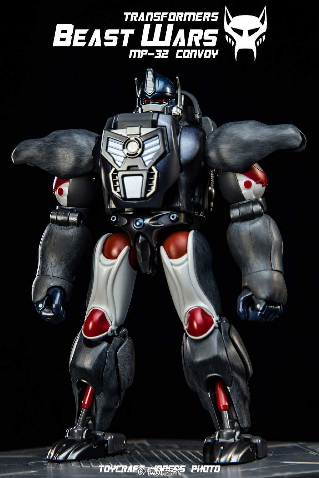 [Masterpiece] MP-32, MP-38 Optimus Primal et MP-38+ Burning Convoy (Beast Wars) - Page 3 ZdK1LSZy