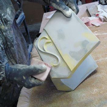 Processo de criação da Armadura de Gemeos para a exibição de Pachinko JVA5q2m1