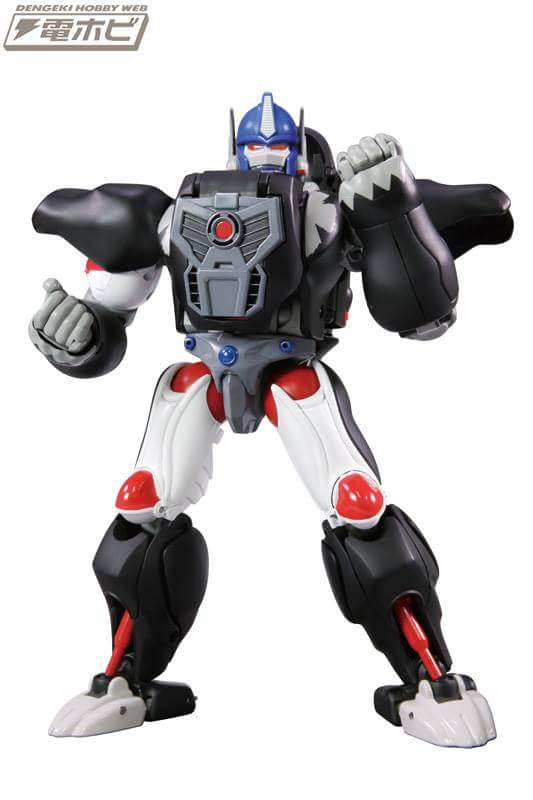 [Masterpiece] MP-32, MP-38 Optimus Primal et MP-38+ Burning Convoy (Beast Wars) - Page 4 RticTICt