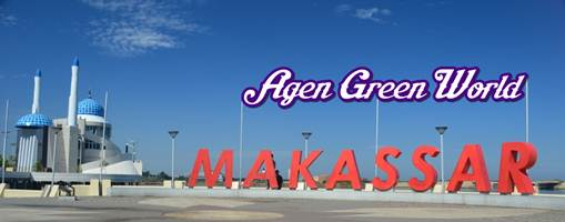 Agen Green World Makassar