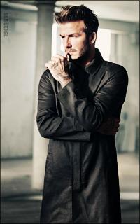 David Beckham LFW6NGSl