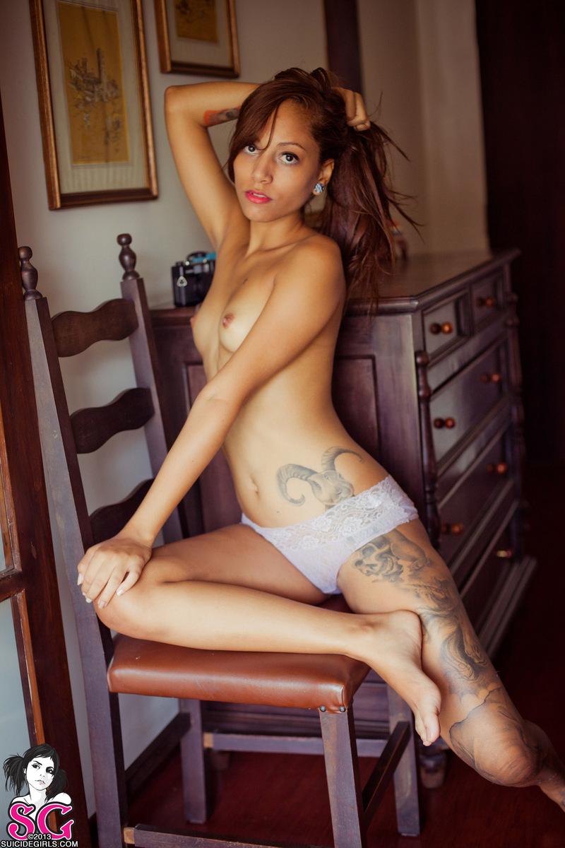 That Euphemia suicide girls nude against