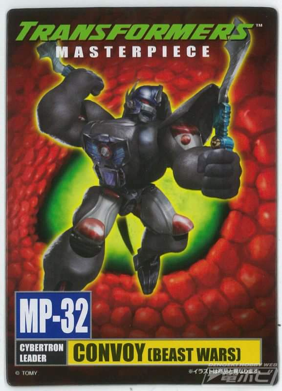[Masterpiece] MP-32, MP-38 Optimus Primal et MP-38+ Burning Convoy (Beast Wars) - Page 3 YLuKFDsC
