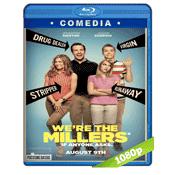 Quien Son Los Miller (2013) BRRip Full 1080p Audio Trial Latino-Castellano-Ingles 5.1