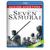 Los Siete Samurais (1954) BRRip Full 1080p Audio Dual Castellano-Japones 2.0