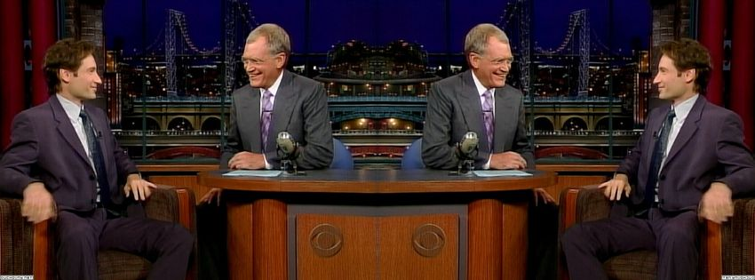 2003 David Letterman Mx4ggExF
