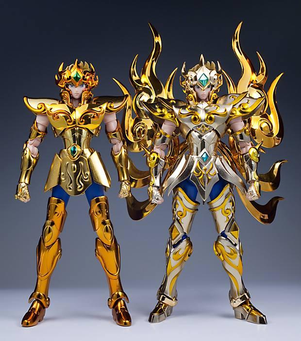 [Soul of Gold] Leo Aiolia God Cloth