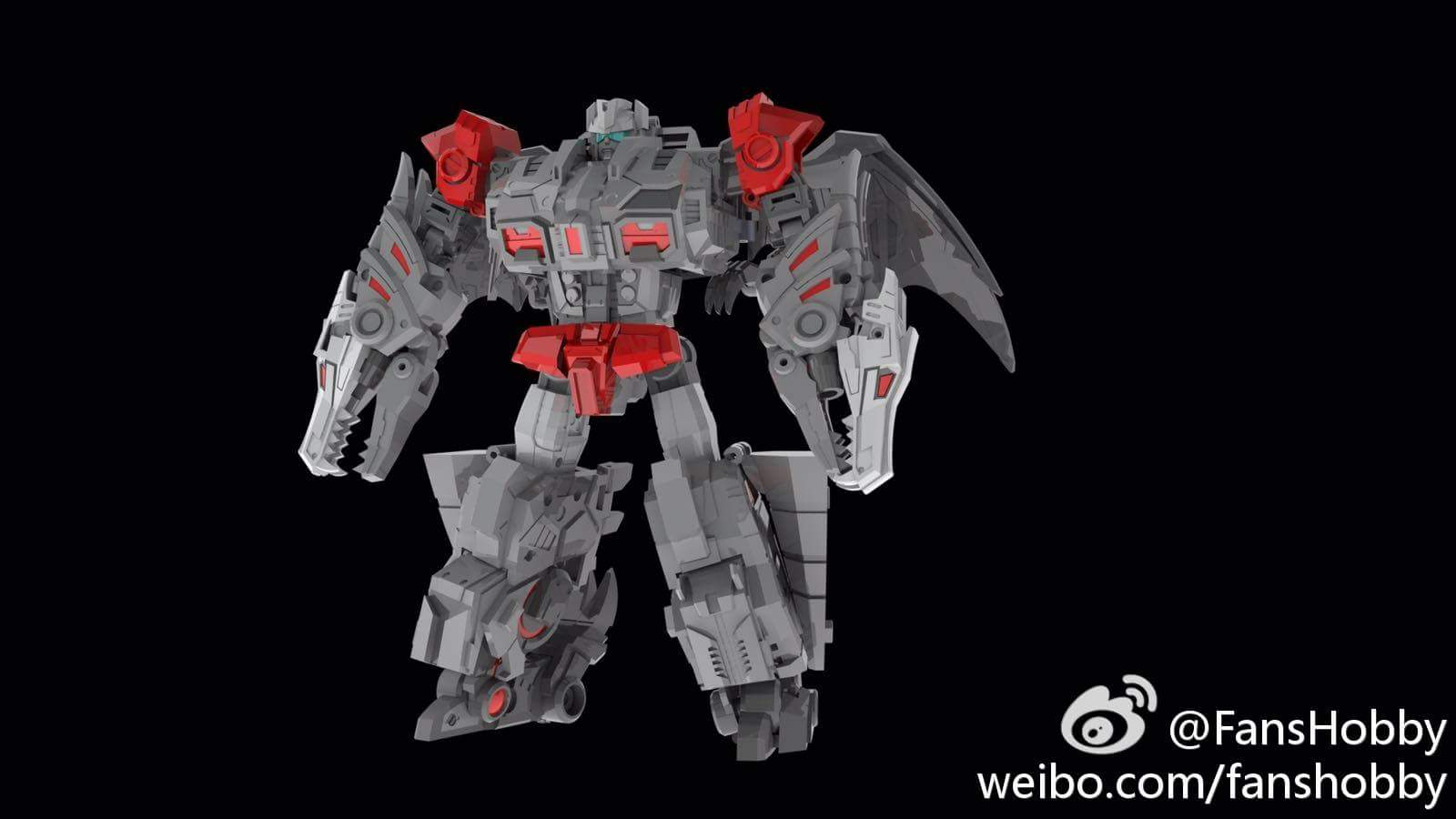 [FansHobby] Produit Tiers - Master Builder MB-02/03/05 - aka Monsterbots/Monstrebots - Page 2 QRpoYuTc