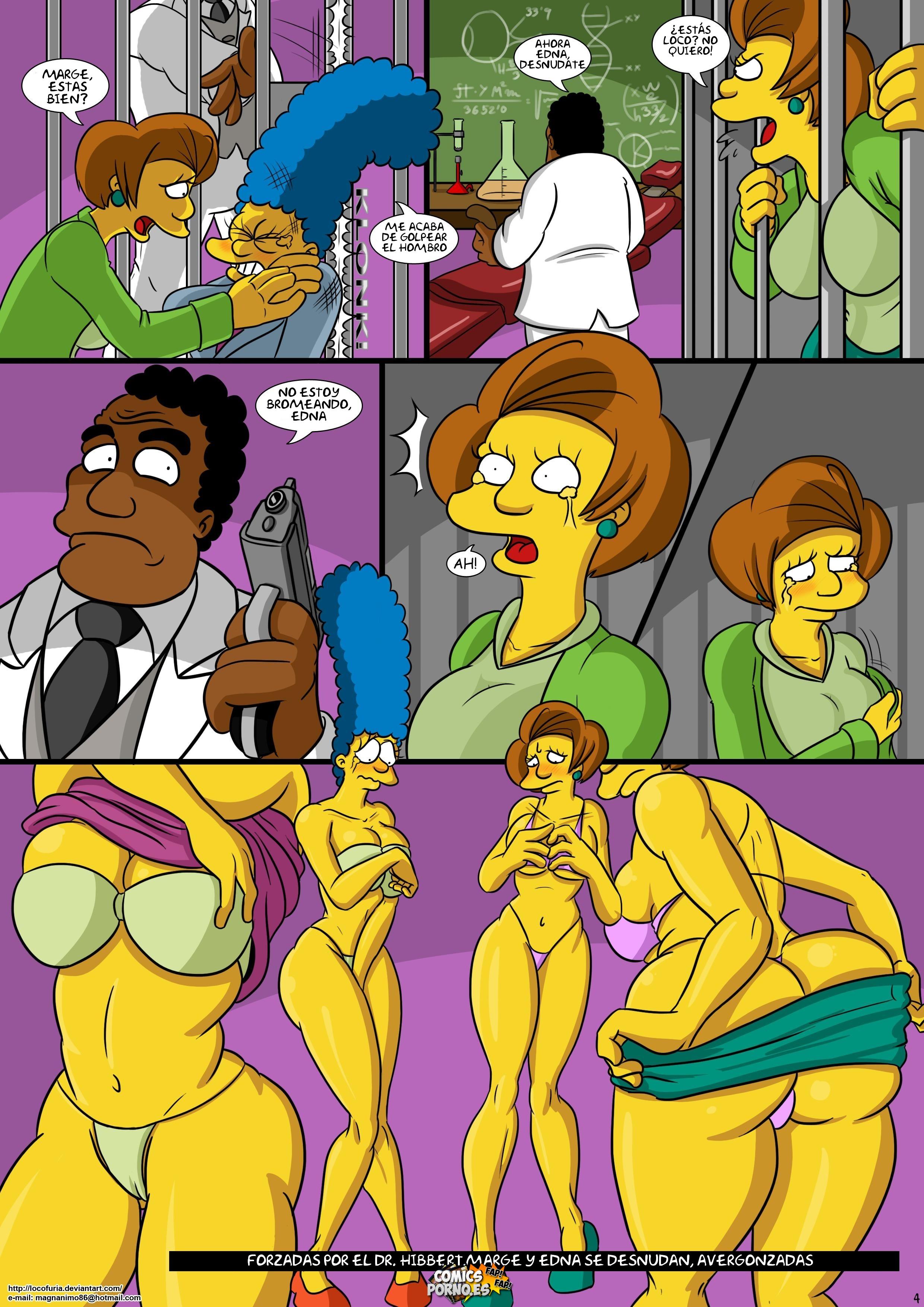 Marge flanders follando VIDEOS PORNO!