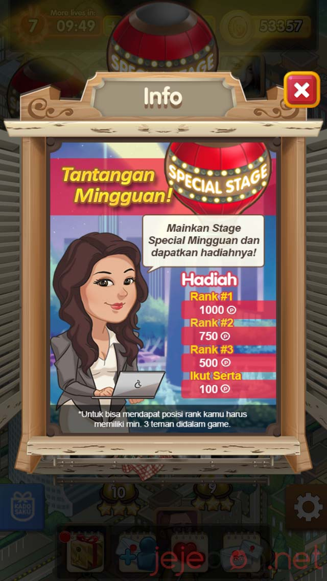 review game warung chain