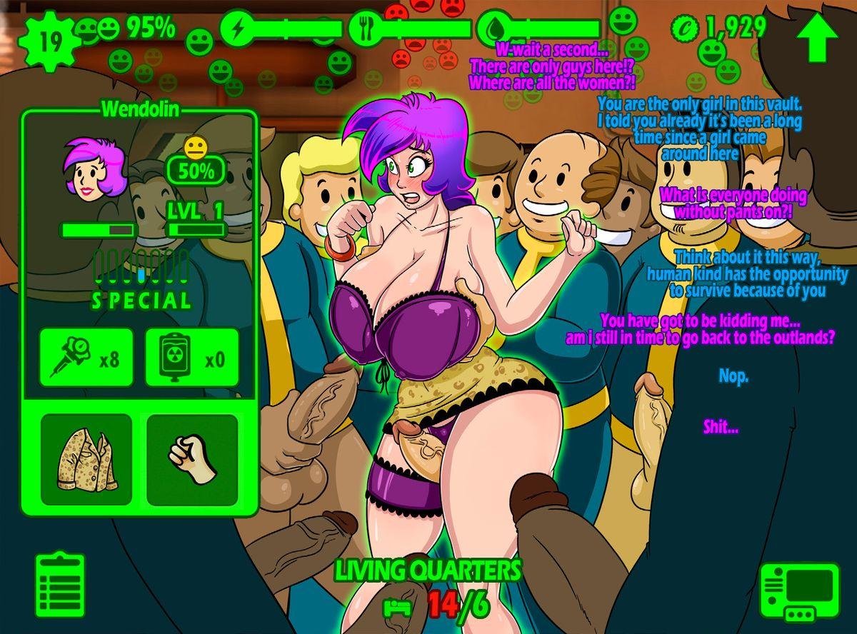 Fallout big tits