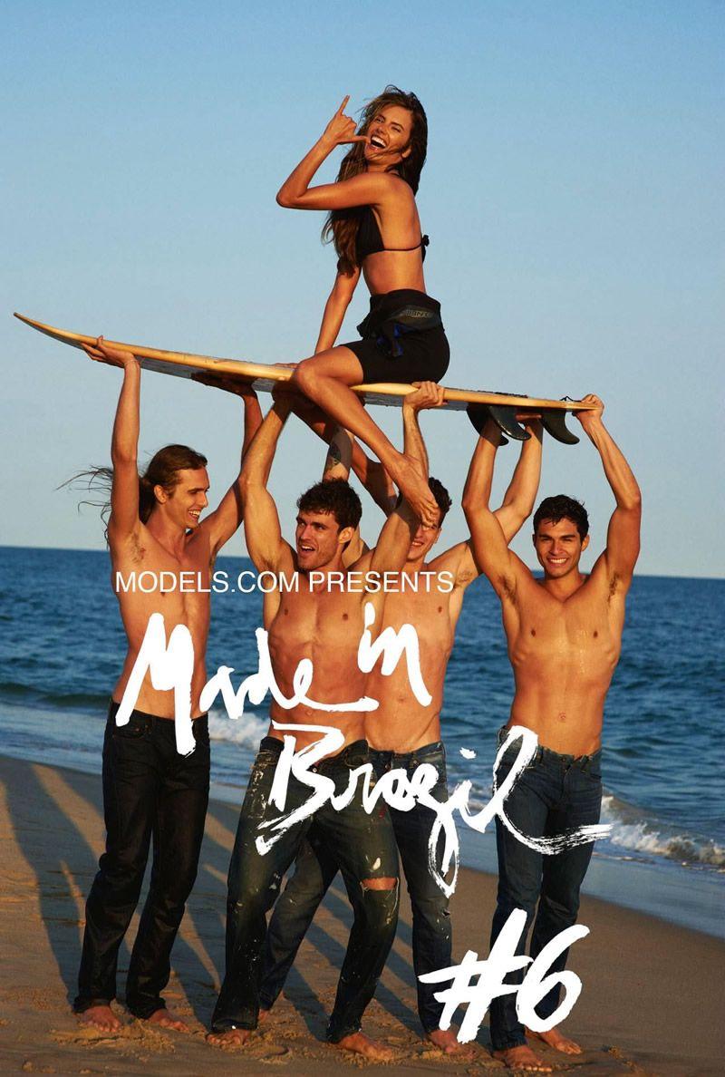 Alessandra Ambrosio in Made in Brazil magazine Abt2wzhQ