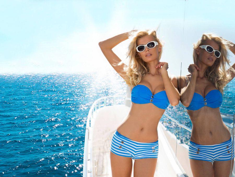 Anna Maria Sobolewska - Lavel Bikini Photoshoot AbyDSWC6