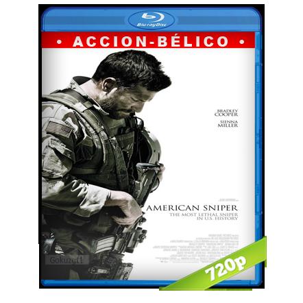 Francotirador (2014) HD720p Audio Trial Latino-Castellano-Ingles 5.1