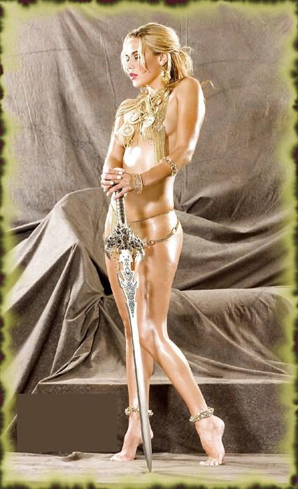 The Lana wwe nude