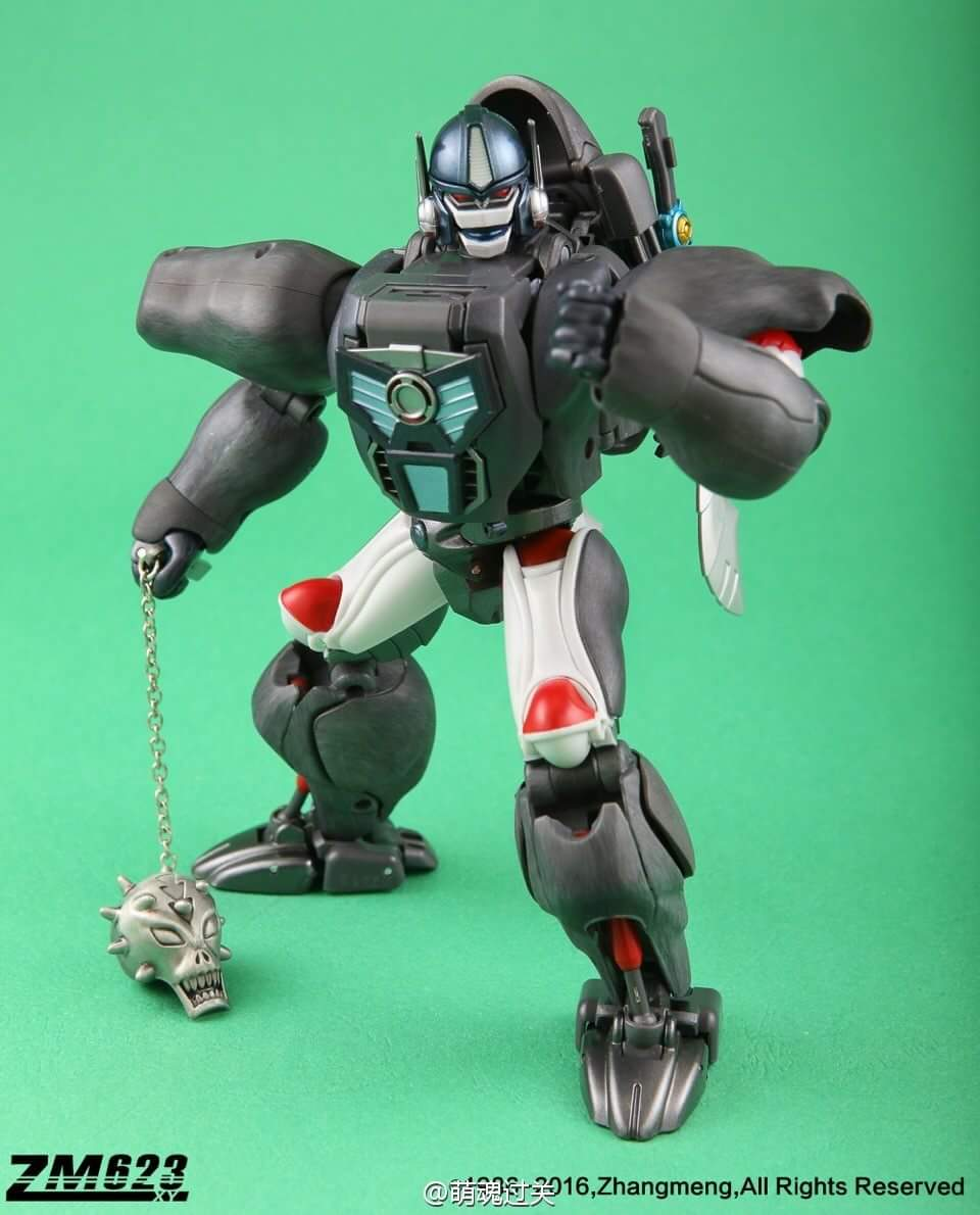 [Masterpiece] MP-32, MP-38 Optimus Primal et MP-38+ Burning Convoy (Beast Wars) - Page 3 DcVKvO9p